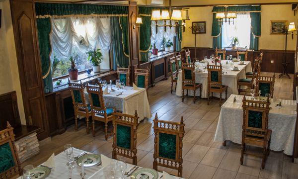 Kikelet Club Hotel - Miskolctapolca - Étterem felülről