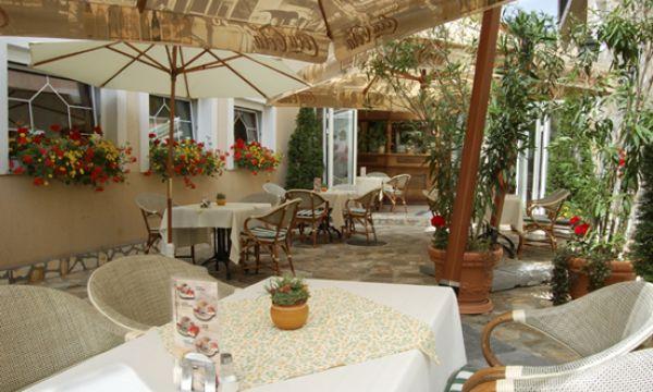 Kikelet Club Hotel - Miskolctapolca - Étterem-kert