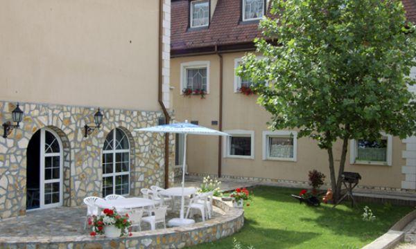 Kikelet Club Hotel - Miskolctapolca - Kert