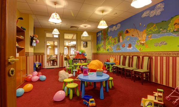 Hotel Palace - Hévíz - Manóvilág játszóház
