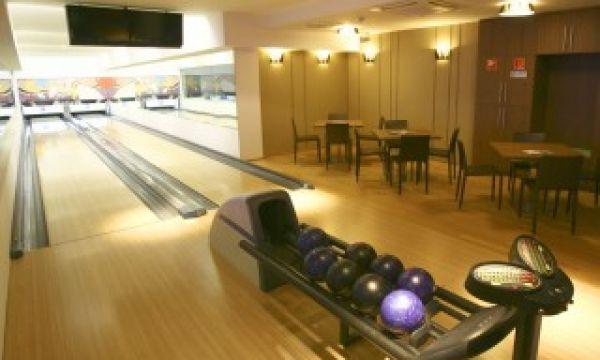 Vital Hotel Nautis - Gárdony - Bowling