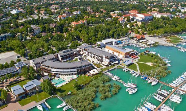 Hotel Silverine Lake Resort - Balatonfüred - 47