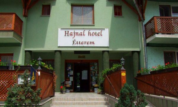 Hajnal Hotel - Mezőkövesd - 12