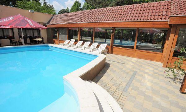 Park Hotel - Gyula - Kültéri nyári medence