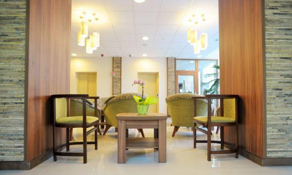 Park Hotel - Gyula - Recepció hall
