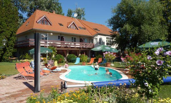 Zsanett Hotel - Balatonkeresztúr - Utolsó helyek