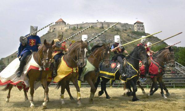 Hotel Kapitány - Sümeg - Lovagi torna