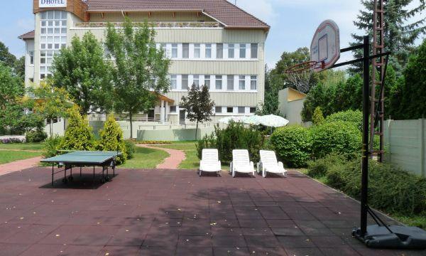 D-Hotel - Gyula - 3