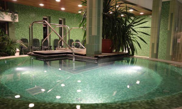 Hotel Yacht Wellness & Business - Siófok - Belső pezsgőfürdő