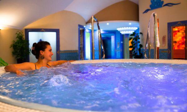 Kristály Hotel - Keszthely - Jakuzzi