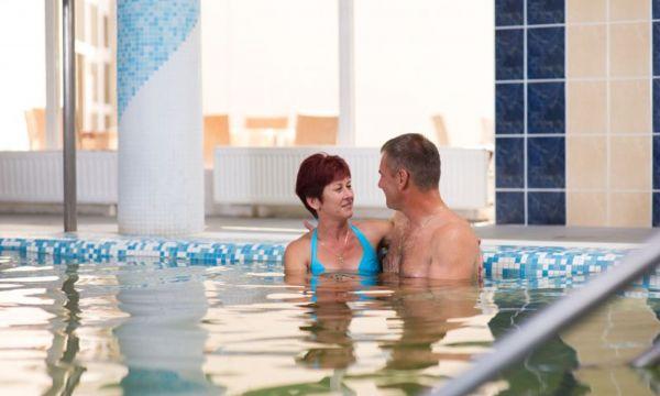 Hotel Nagyerdő - Debrecen - beltéri termál medence