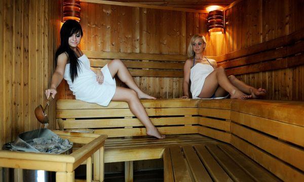 Két Korona Konferencia és Wellness Hotel - Balatonszárszó - Két Korona Hotel-Szauna