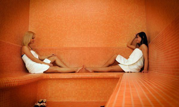 Két Korona Konferencia és Wellness Hotel - Balatonszárszó - Két Korona Hotel-Gőzkabin