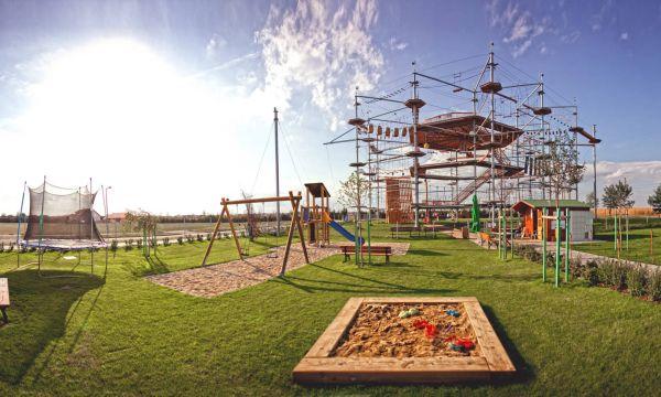Caramell Premium Resort - Bükfürdő - Kristály Torony kalandpark