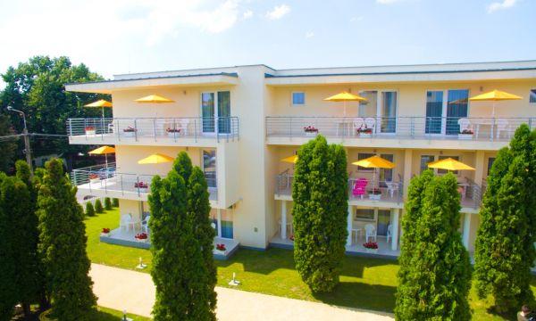 Két Korona Konferencia és Wellness Hotel - Balatonszárszó - Két Korona Hotel-mediterrán szárny