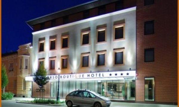 Corso Boutique Hotel - Gyula - A hotel