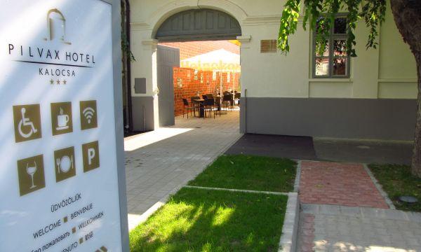 Pilvax Hotel - Kalocsa - 2
