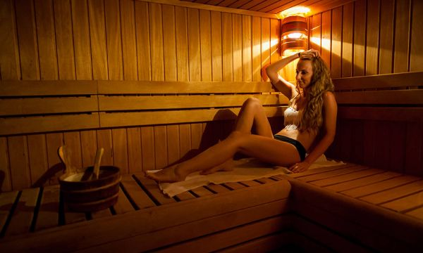 SunGarden Wellness & Conference Hotel - Siófok - Szauna