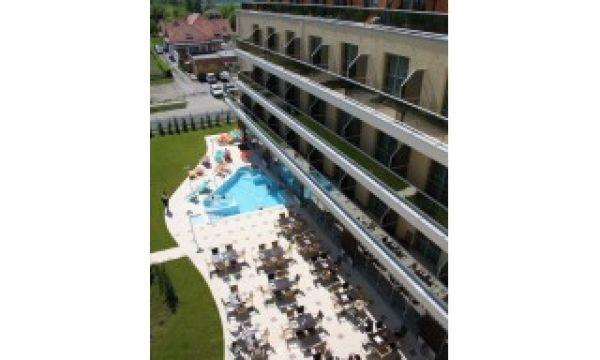 Balneo Hotel Zsori Thermal & Wellness - Mezőkövesd - Külső medence