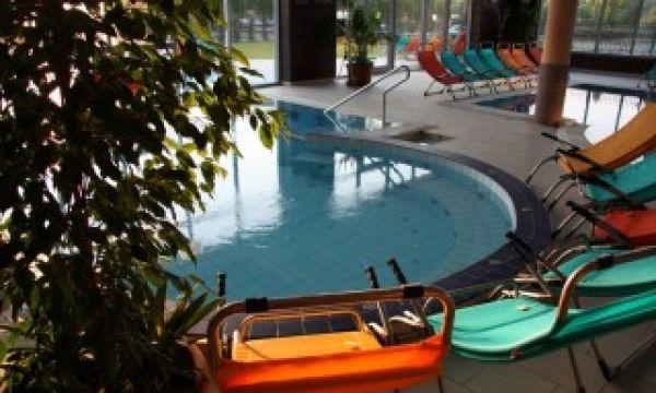 Balneo Hotel Zsori Thermal & Wellness - Mezőkövesd - Belső medence