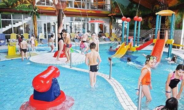 Aqua Hotel - Gyula - 21