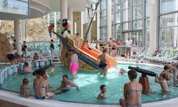 Aqua Hotel - Gyula - 19