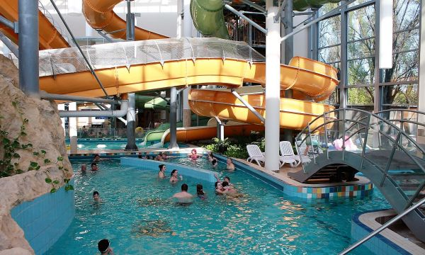 Aqua Hotel - Gyula - 18