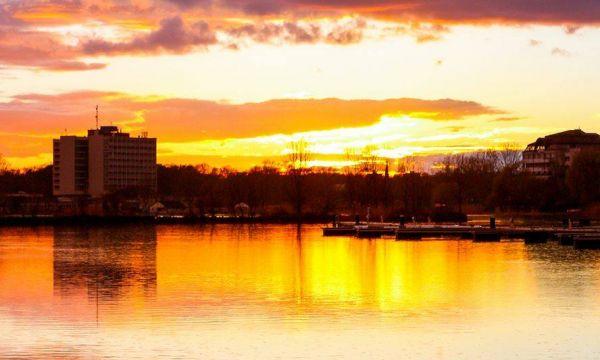Hunguest Hotel Helikon - Keszthely - Naplemente