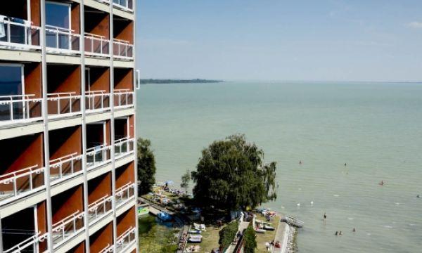 Hunguest Hotel Helikon - Keszthely - Kilátás a szobából
