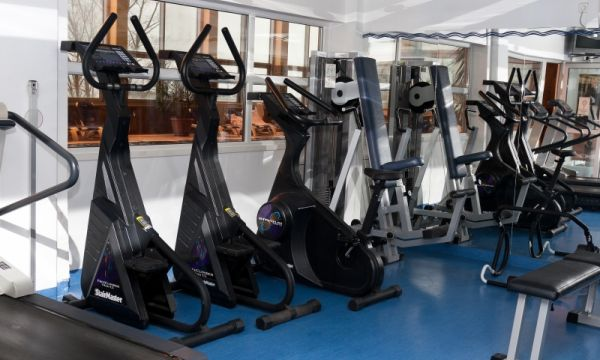Hunguest Hotel Helikon - Keszthely - Fitness terem