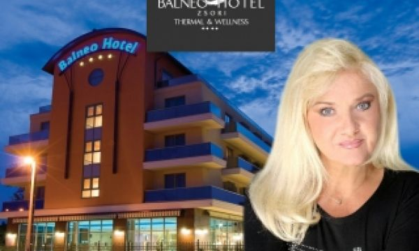 Balneo Hotel Zsori Thermal & Wellness - Mezőkövesd - 56