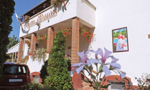 Hotel Aquamarin - Hévíz - 2
