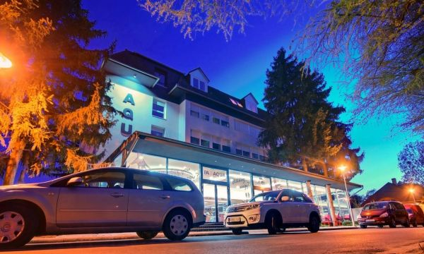Aqua Hotel - Gyula - 1