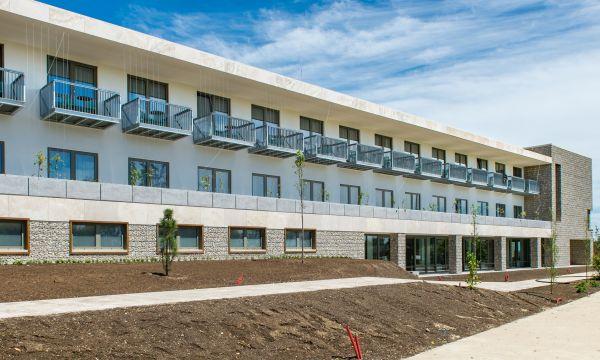 Akadémia Hotel - Balatonfüred - Épület