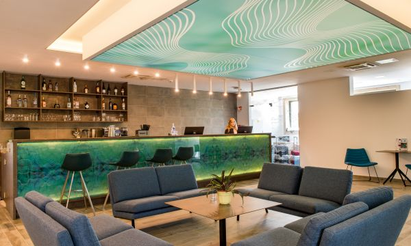 Akadémia Hotel - Balatonfüred - Lobby, recepció