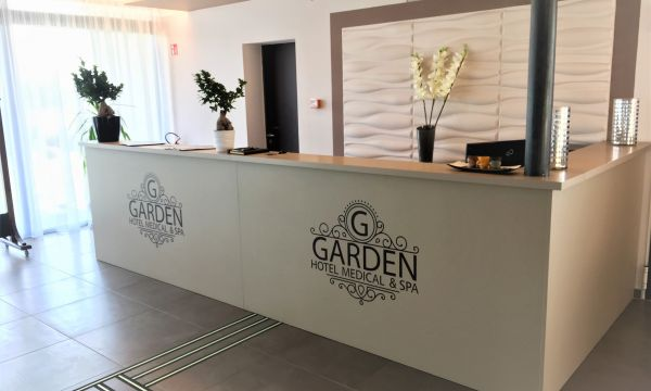 Garden Hotel Medical & Spa - Debrecen - Recepció
