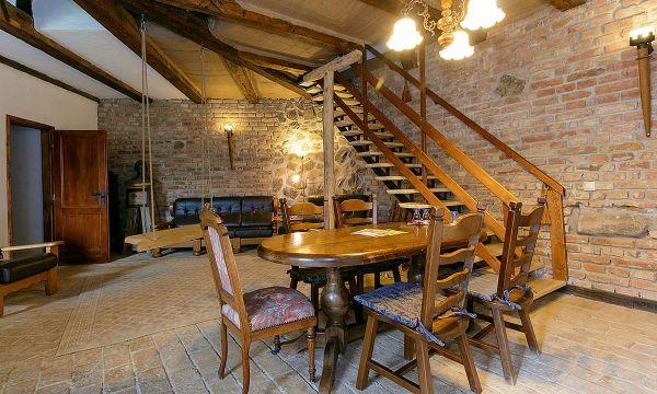 Puchner Kastélyszálló és Reneszánsz Élménybirtok - Bikal - Középkori családi lakosztály