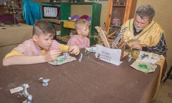 Puchner Kastélyszálló és Reneszánsz Élménybirtok - Bikal - Mesterségek háza