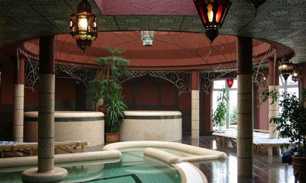 Puchner Kastélyszálló és Reneszánsz Élménybirtok - Bikal - Marokkói fürdő