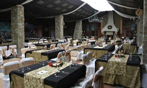 Puchner Kastélyszálló és Reneszánsz Élménybirtok - Bikal - Lovagterem