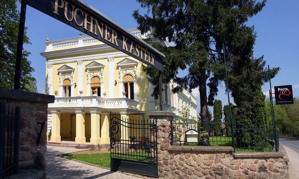 Puchner Kastélyszálló és Reneszánsz Élménybirtok - Bikal - Kastély