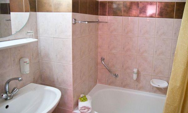 Majerik Hotel - Hévíz - Fürdőszoba