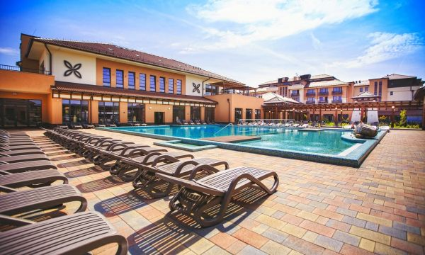 Caramell Premium Resort - Bükfürdő - Külső medence