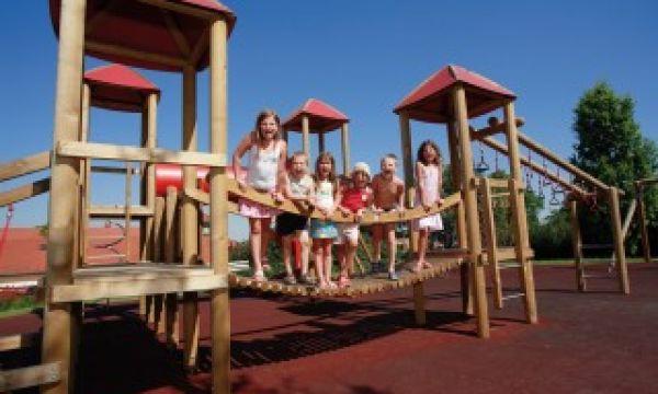 Kolping Hotel Spa & Family Resort - Alsópáhok - Kalandjátszótér 5 év felettieknek