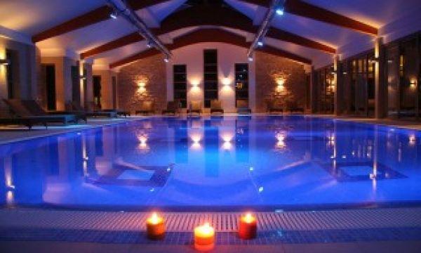 Kolping Hotel Spa & Family Resort - Alsópáhok - Uszodai fény- és hangjáték