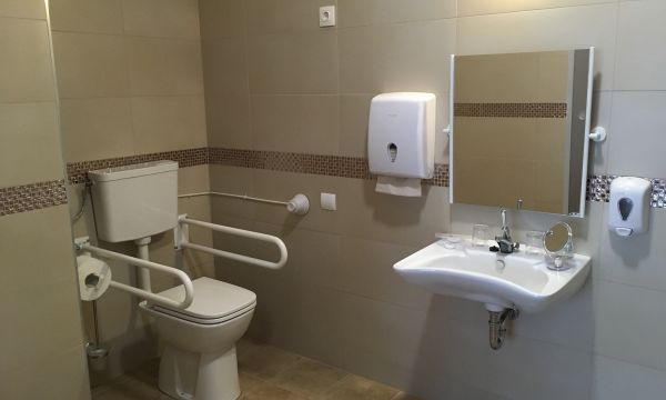 Garden Hotel Medical & Spa - Debrecen - Apartman fürdőszoba