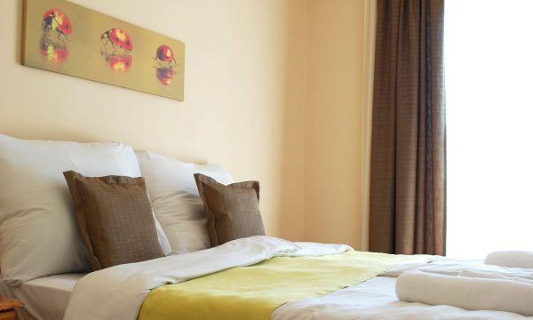 Harmónia Termál Hotel - Sárvár - Emeleti standard franciaágyas szoba