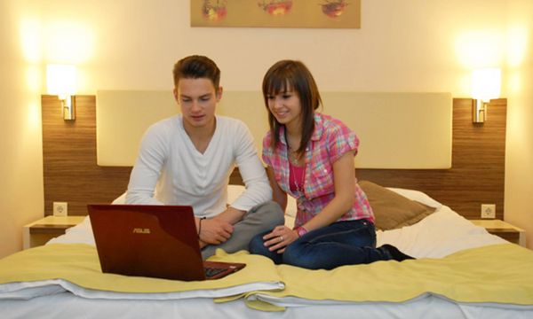 Harmónia Termál Hotel - Sárvár - Erkélyes Premium franciaágyas szoba