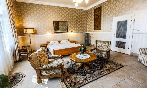 Festetich Kastélyszálló és Zsuzsanna Hotel - Szeleste - Kastélyszálló superior szoba