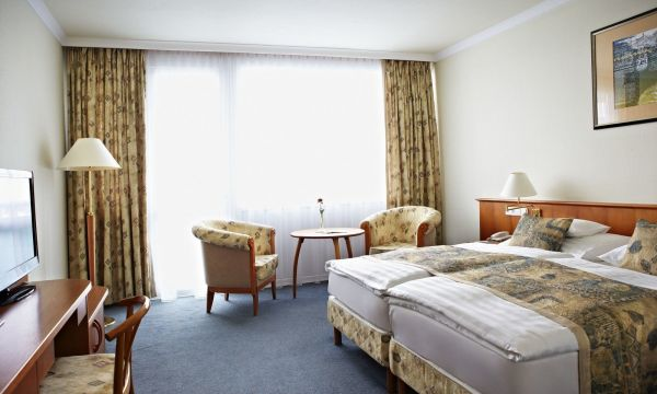 NaturMed Hotel Carbona - Hévíz - Emeleti superior kétágyas szoba